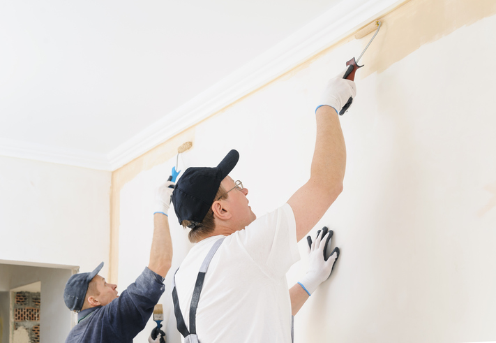 Painting Services by Winter Hill General Contractor Inc